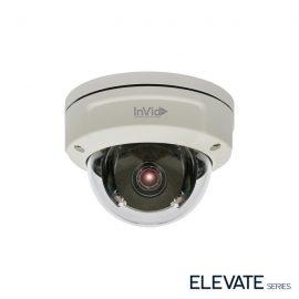 ELEV-P5DRIRLC: 5 Megapixel IP Plug & Play, Outdoor Dome