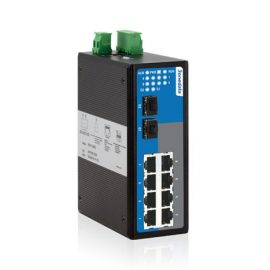 IES7110-3GT   Switch công nghiệp 3Onedata 7 cổng Ethernet + 3 cổng Gigabit Ethernet SFP