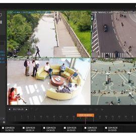 License ghi hình 64 kênh Hanwha Techwin WISENET SSW-CH64L