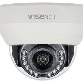 Camera Dome AHD hồng ngoại 4.0 Megapixel Hanwha Techwin WISENET HCD-7010RA
