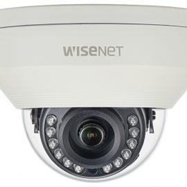 Camera Dome AHD hồng ngoại 4.0 Megapixel Hanwha Techwin WISENET HCV-7020RA
