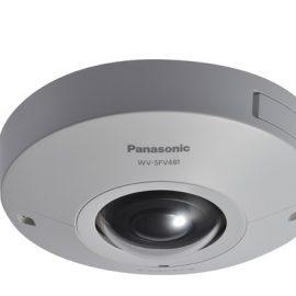 Camera IP Dome 9.0 Megapixel PANASONIC WV-SFV481