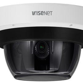 Camera IP Speed Dome Multi-directional hồng ngoại 2.0 Megapixel Hanwha Techwin WISENET PNM-9084RQZ