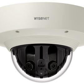 Camera IP Dome Panoramic 180˚ 20 Megapixel Hanwha Techwin WISENET PNM-9030V