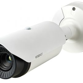 Camera Thermal 0.3 Megapixel Hanwha Techwin WISENET TNO-4040T