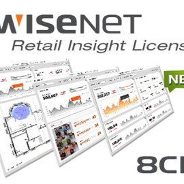 Client Register 8 kênh Hanwha Techwin WISENET SSI-CR08L