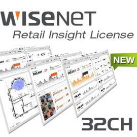 Client Register 32 kênh Hanwha Techwin WISENET SSI-CR32L