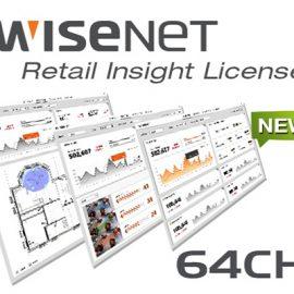 Client Register 64 kênh Hanwha Techwin WISENET SSI-CR64L