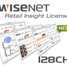 Client Register 128 kênh Hanwha Techwin WISENET SSI-CR128L