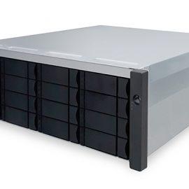 Transportation Monitoring System 128 Device/Server Hanwha Techwin WISENET TAW-4000H16
